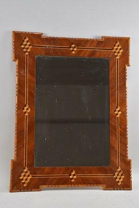 20th Century Mirror Inlaid