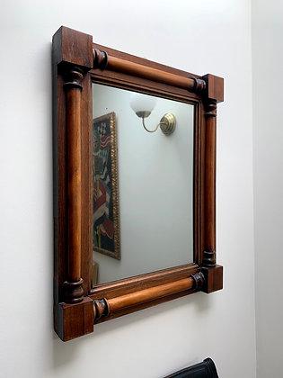 20th Century Wooden Mirror