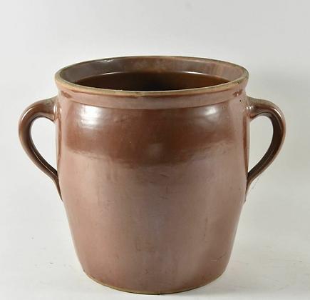 Large Ceramic Pot, German