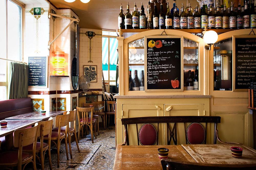 Restaurant Paris Traditional