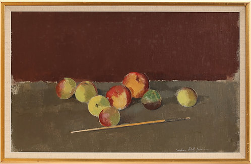 Still Life by Gustav-Adolf Johansson