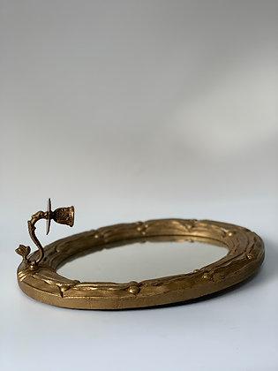 20th Century Mirrored Sconce, Swedish