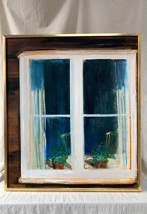 Summer Window by Svante Stenborg