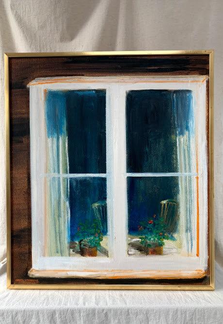 Summer Window by Svante Stenborg