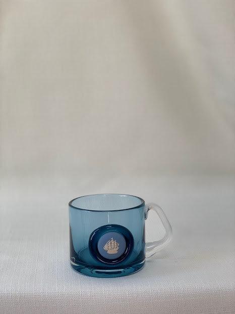 Wedgewood Glass Tankard