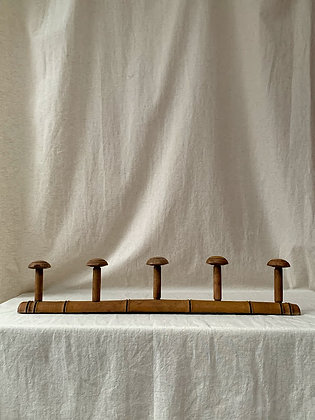 Faux Bamboo Vintage French Coat Hook