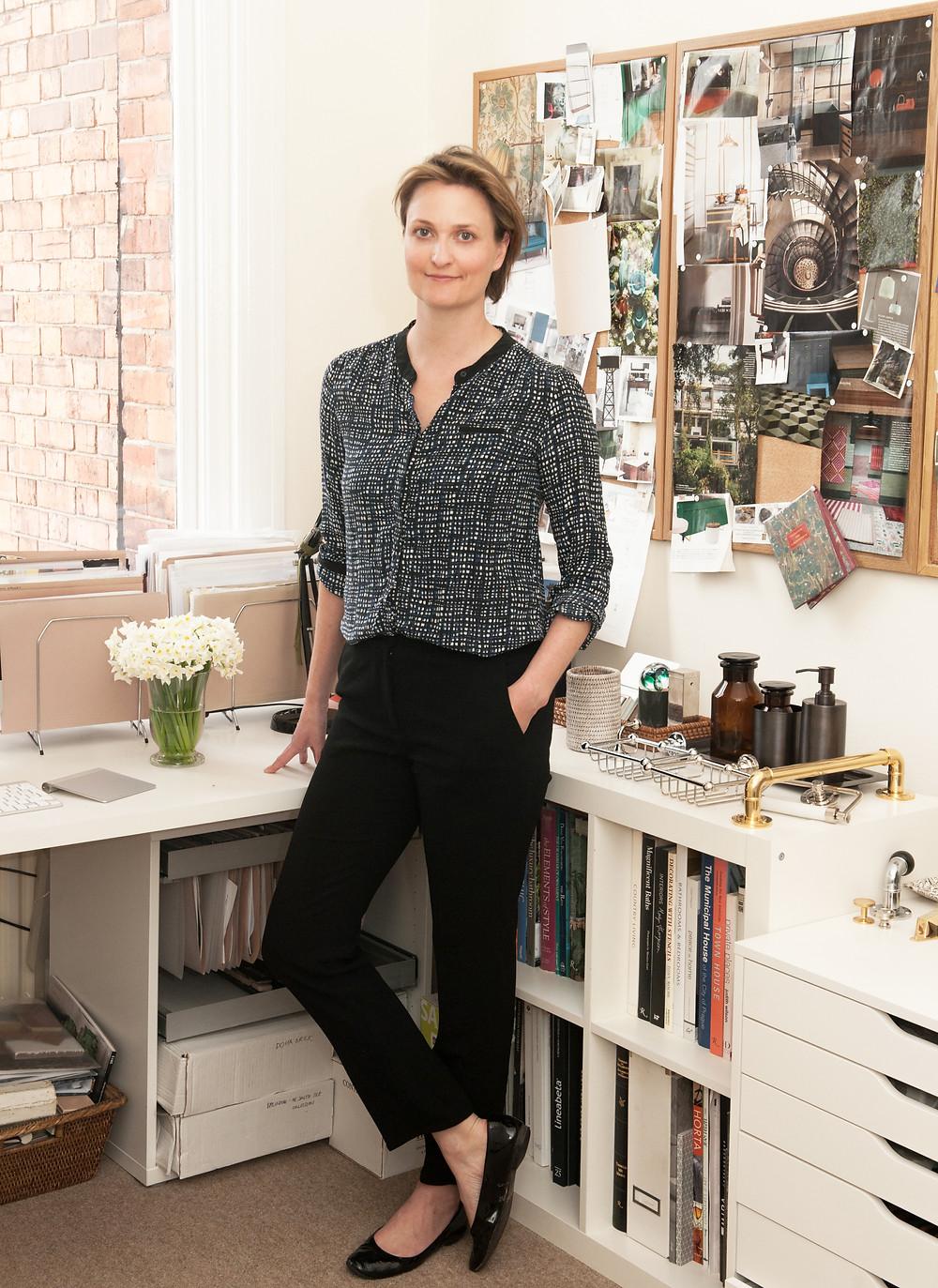 Sarah Watson Founder of Balineum