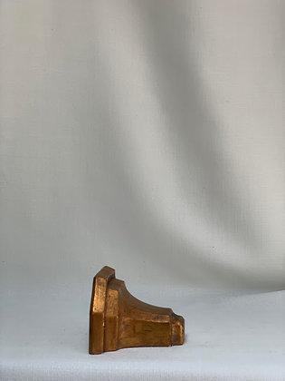 Stucco Wall Sconce Shelf
