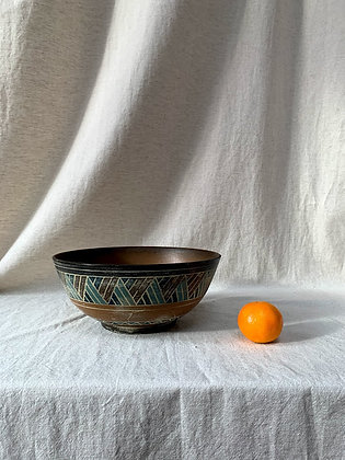 Lovely Earthenware Bowl