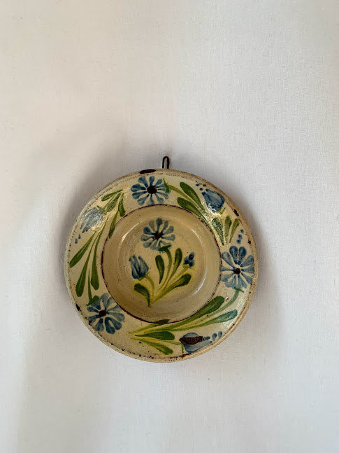 20th Century Hand Painted Plate