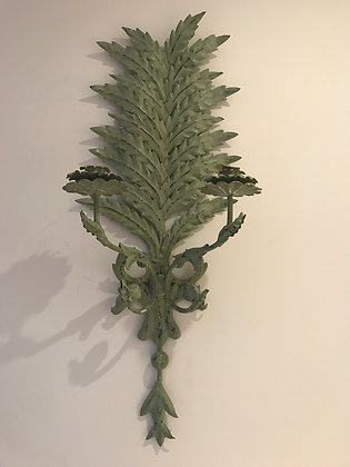 Pair of Large Ornate Sconces