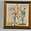 Thumbnail: Painting On A Ceramic Tile, 20th Century, German