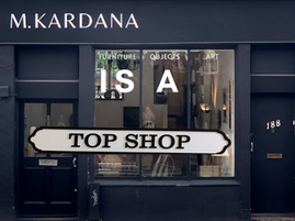 M.KARDANA IS A TOP SHOP