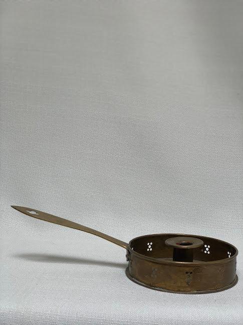 Victorian Brass Candlestick