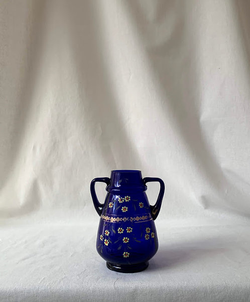 Victorian Glass Vase