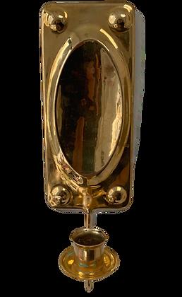 Vintage Brass Sconce