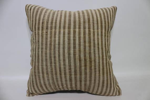 Striped Kilim Cushion