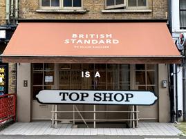 British Standard Is A Top Shop