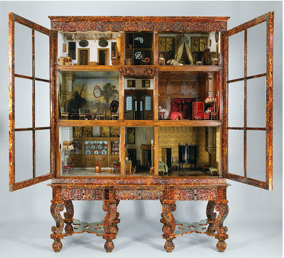 Petronella Oortman of Amsterdam Dolls House, Curtesy of the Rijksmuseum.