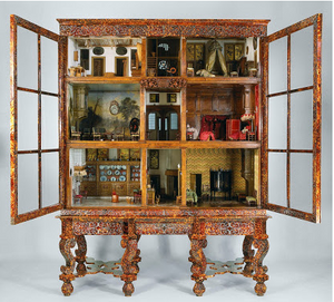 Petronella Oortman of Amsterdam Dolls House, Curtesy of the Rijksmuseum.