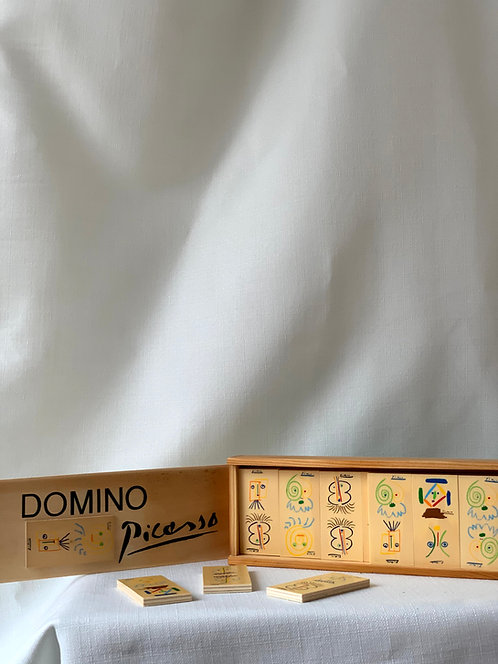 Original Limited Edition Picasso Domino Set