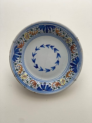 Faience Charger, Italian, 19th Century