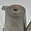 Thumbnail: Art Deco pewter coffee pot with glass handle, USA around 1920