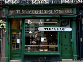 The Lacquer Chest Is A Top Shop