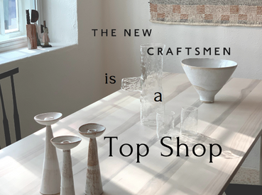 TOP SHOP - The New Craftsmen