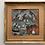Thumbnail: Framed Oil, 'Lofoten Hafen' by Nils Hahne 1918-1979