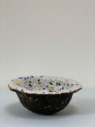 Unusual Ceramic Bowl.