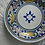 Thumbnail: Spanish Faience Charger, 19th Century