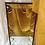 Thumbnail: Mid Century Stained Oak Mirror