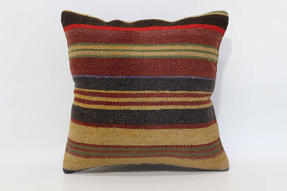 Colourful Kilim Cushion