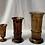 Thumbnail: Set of Davidson Smoke Vases
