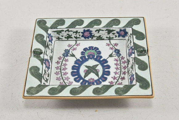 Ceramic Ashtray - Asian Orient