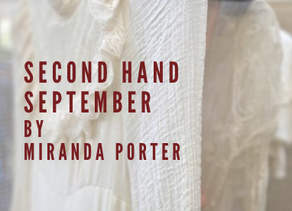 Second Hand September by Lines London.