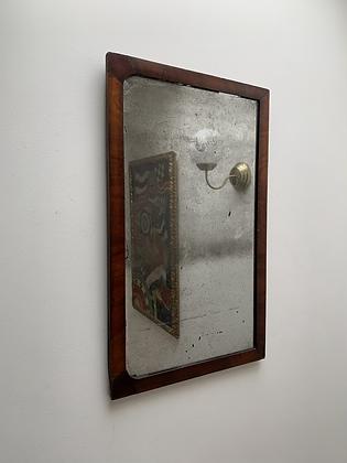 Worn Georgian Mirror