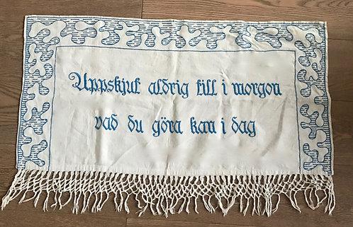 Swedish Vintage Textile