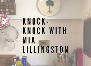 Knock-Knock with Mia Lillingston