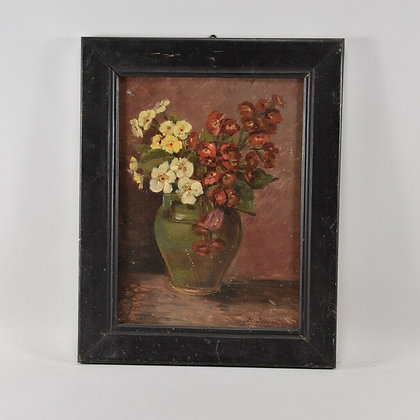 Oil Painting, Early 20th Century, H.Jeremias