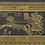 Thumbnail: Brass Box With Chariot Motif Wooden Interior