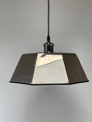 Mid Century Stainless Steel Pendant Light