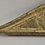 Thumbnail: Embossed brass & wood 19th century