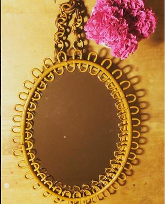 Franco Albini Style Mirror