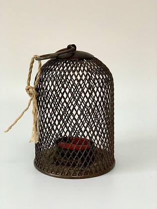 Antique Small Metal Lantern