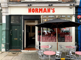 Cafe Culture: Norman's