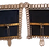 Thumbnail: Pair of Brass Matching Frames
