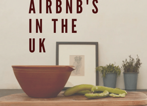 Beautiful Airbnbs Across The UK.