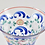 Thumbnail: Art Deco Glass Vase, Enamel Paint